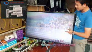 Khắc phục tivi bị nháy nháy màn hình