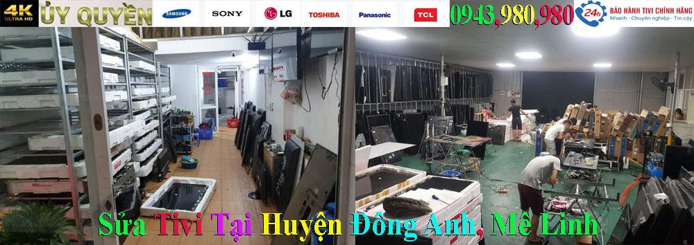 Trung tâm sửa tivi tại huyện đông anh